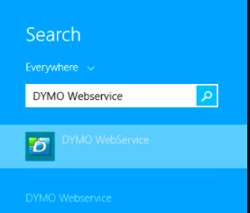 My DYMO Icon Has Disappeared – InventoryLab